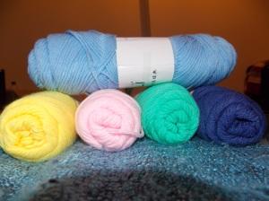 pile of wool